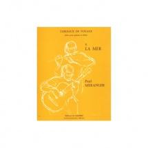 Meranger Paul - Tableaux De Voyage N.4 La Mer - Flute Et Guitare