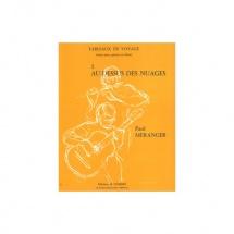 Meranger Paul - Tableaux De Voyage N.2 Au-dessus Des Nuages - Flute Et Guitare