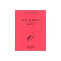 Joubert Claude-henry - Petite Suite - Tuba En Ut Ou Sib