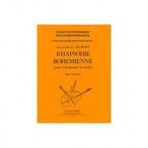 Joubert Claude-henry - Rhapsodie Bohemienne - Orchestre A Cordes
