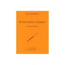 Berthomieu Marc - Petite Suite A Danser - 4 Flutes