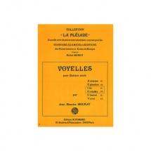 Mourat Jean-maurice - Voyelles I Et O (iris - Orchidee) - Guitare