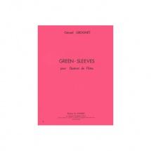 Grognet Gerard - Green-sleeves - 4 Flutes