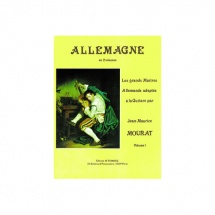Mourat Jean-maurice - Les Grands Maîtres : Allemagne Vol.1 - Guitare