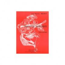 Mourat Jean-maurice - Prelude Baroque - Guitare