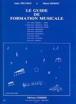 Truchot/meriot - Guide De Formation Musicale Vol.2