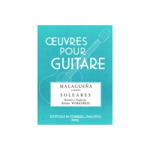 Malaguena (flamenco) Et Soleares - Guitare