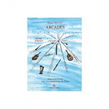 Proust Pascal - Arcades - Contrebasse Et Piano