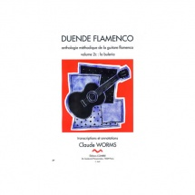 Worms Claude - Duende Flamenco Vol.2c - Buleria - Guitare Flamenca