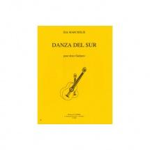 Marchelie Erik - Danza Del Sur - 2 Guitares