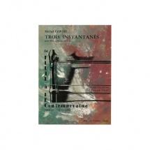 Lysight Michel - Instantanes (3) - Flute A Bec Et Clavecin