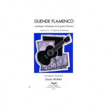 Worms Claude - Duende Flamenco Vol.3b - Siguiriya Et Serrana - Guitare Flamenca