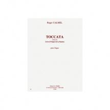 Calmel Roger - Toccata (du Livre D