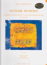 Vergnault Michel - Devenir Musicien Vol.2