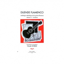 Worms Claude - Duende Flamenco Vol.2e - Buleria - Guitare Flamenca