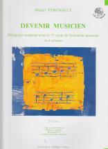 Vergnault Michel - Devenir Musicien Vol.3
