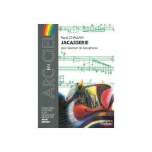 Challan Rene - Jacasserie - 4 Saxophones