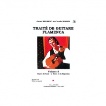 Herrero Oscar Et Worms Claude - Traite De Guitare Flamenca Vol 3