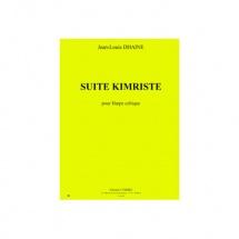 Dhaine Jean-louis - Suite Kimriste - Harpe Celtique