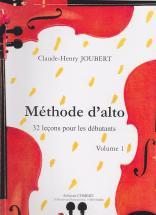 Joubert Claude-henry - Methode D