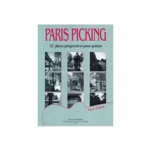 Verite Alain - Paris Picking (12 Pieces) - Guitare