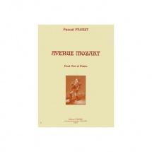 Proust Pascal - Avenue Mozart - Cor Et Piano