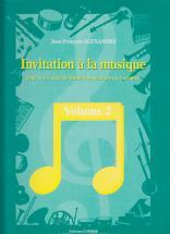 Alexandre Jean-françois - Invitation à La Musique Vol.2