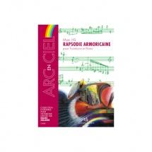 Lys Marc - Rapsodie Armoricaine - Trombone Et Piano