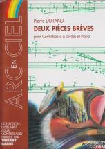 Durand Pierre - Pieces Breves (2) - Contrebasse Et Piano