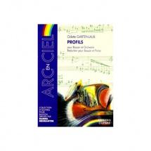 Gartenlaub Odette - Profils Pour Basson Et Orchestre - Basson Et Piano (reduction)