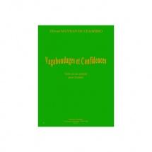 Mayran De Chamisso Olivier - Vagabondages Et Confidences - Suite En Mi M. - Guitare