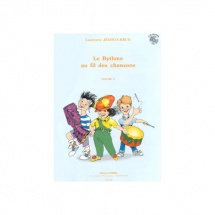 Jegoux-krug Laurence - Le Rythme Au Fil Des Chansons Vol.2