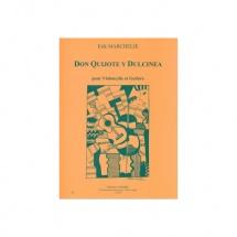 Marchelie Erik - Don Quijote Y Dulcinea - Violoncelle Et Guitare