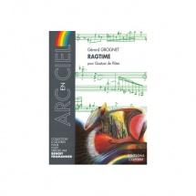 Grognet Gerard - Ragtime - 4 Flutes