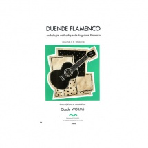 Worms Claude - Duende Flamenco Vol.5b - Alegrias - Guitare Flamenca