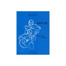 Jugy Pascal - Arpam - Flute Et Guitare