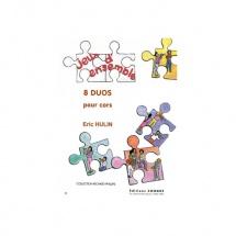 Hulin Eric - Duos (8) - 2 Cors