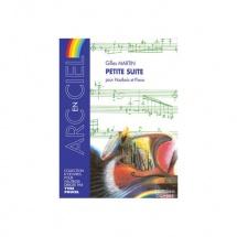 Martin Gilles - Petite Suite - Hautbois Et Piano