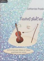 Prada Catherine - Techni Folies Vol.2 (initiation Aux 2/3eme Positions)