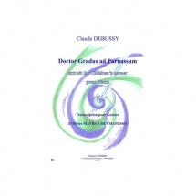 Debussy / Mayran De Chamisso Olivier - Doctor Gradus Ad Parnassum - Transcription Pour Guitare