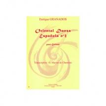 Granados Enrique / Mayran De Chamisso Olivier - Danza Espanola N.2 Oriental - Guitare