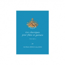 Mourat Jean-maurice / Cottin Guy - Les Classiques Pour Flute Et Guitare Vol.a - Flute Et Guitare