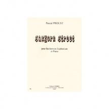 Proust Pascal - Saxhorn Street - Saxhorn Ou Euphonium Et Piano