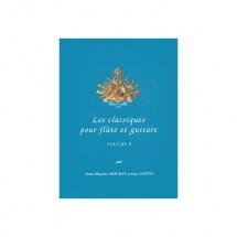 Mourat Jean-maurice / Cottin Guy - Les Classiques Pour Flute Et Guitare Vol.b - Flute Et Guitare