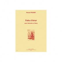 Proust Pascal - Faits D