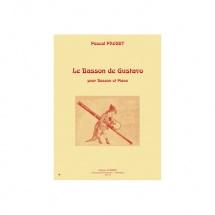Proust Pascal - Le Basson De Gustavo - Basson Et Piano