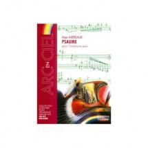Mereaux Max - Psaume - Trombone Solo