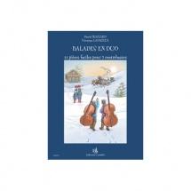 Massard Daniel / Lafargue Veronique - Balades En Duo - 2 Contrebasses