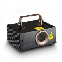 Cameo Wookie 200 R - Laser Animation Rouge 200 Mw