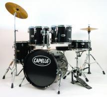Capelle Jim 22 - Noire